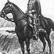 Explorer Juan Bautista De Anza Art Print