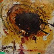 Eye 4 Art Print