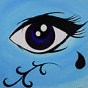 Eye Candy Art Print