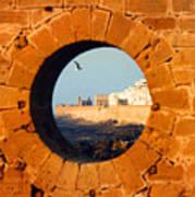 Eye Of The Beef  Essaouira  Mogador Art Print