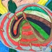 Eye To Eye Art Print