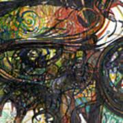 Eyescape Art Print