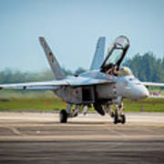 F-18 Super Hornet Art Print