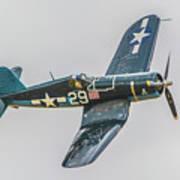 F-4u Corsair Art Print