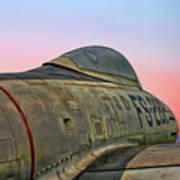 F-84g Thunderjet Art Print