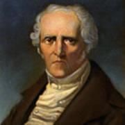 F. M. Charles Fourier  Art Print