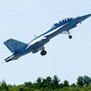 F18 - Take Off Art Print