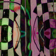 Face 2 Face Art Print
