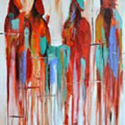 Fading Away 2 Art Print