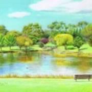 Fagan Park Art Print