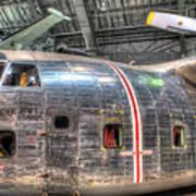 Fairchild C-123k Provider Art Print