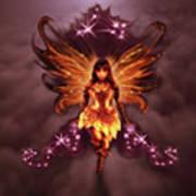 Fairy Angel Art Print