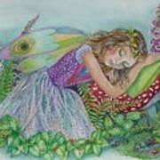 Fairy Dreams Art Print