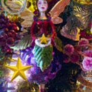 Fairy Dust Christmas Art Print