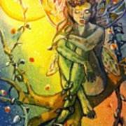Fairy Elves Art Print