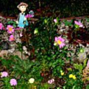 Fairy Garden Art Print