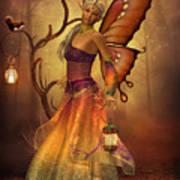 Fairy Lilith Art Print