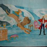 fairy tale H.C. Andersen Art Print