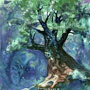 Fairy Tree Art Print