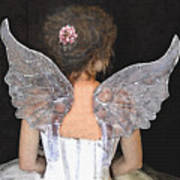 Fairy Wings Art Print