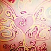 Fairylove Art Print