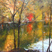 Fall 2009 Art Print