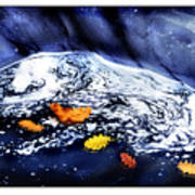 Fall Flotilla Art Print