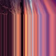 Fall From Earth Album Art Art Print