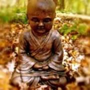Fall Meditation Art Print