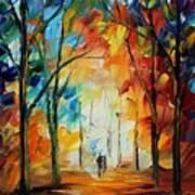 Fall New Original Art Print