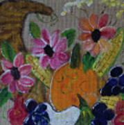 Fall Splender  Art Print