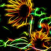 Fall Sunseeker Art Print