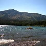 Fallen Leaf Lake - South Lake Tahoe Art Print