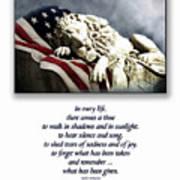 Fallen Patriot Art Print