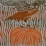 Fall's Call Art Print