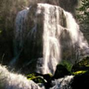 Falls Creek Falls Art Print