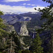 falls of Yosemite Art Print