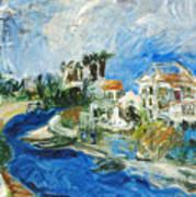 Famagusta Art Print