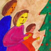 Family Praise Art Print