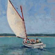 Family Sail Art Print