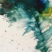 Fancy Feather Art Print