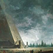 Fantaisie Egyptienne Art Print