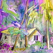 Fantaquarelle 08 Art Print