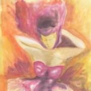 Fantasia De Mujer Art Print