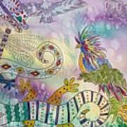 Fantasia Fantasy Art Print