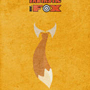 Fantastic Mr. Fox Art Print