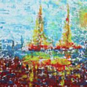 Faraway/sold Art Print