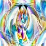 Farbenrausch Art Print