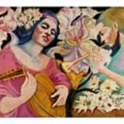 Farie Music Art Print