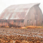Farm Barn Art Print